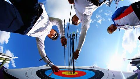 1. Archery/Shooting