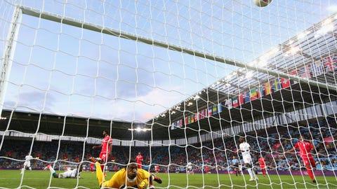 8. Soccer