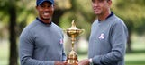 Dream on: Tiger Woods isn't playing the Ryder Cup (so stop asking Davis Love III about it)