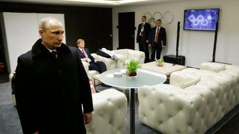 Putin's Ring (2014)