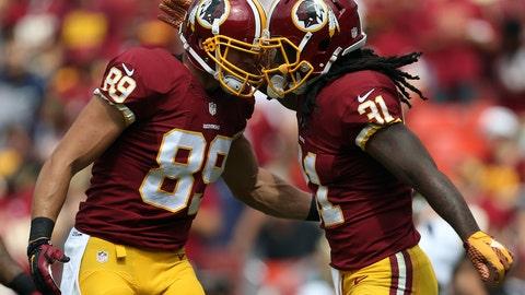 Washington Redskins: Running back