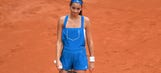 The best and worst tennis fashion at the French Open, from zebra print to shorteralls