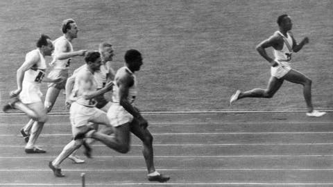 Jesse Owens (1936); track and field; 4 G