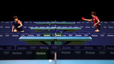 15. Table Tennis