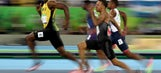 The brilliance (and hilarity) of Usain Bolt in one breathtaking photo