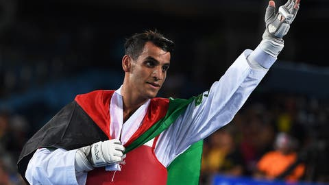 The Olympics has never heard so many national anthems