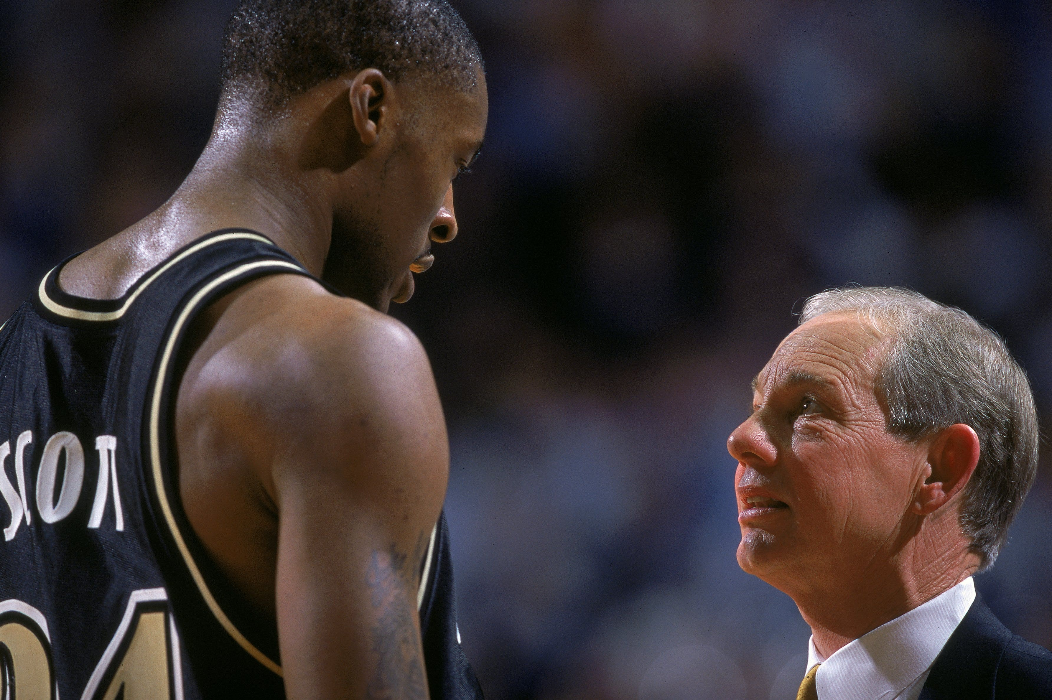 How a hurricane helped get Tim Duncan to Wake Forest and into