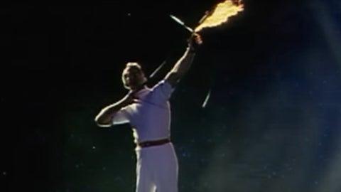 Barcelona's Archer (1992)