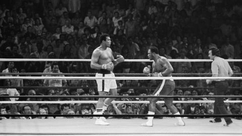 Muhammad Ali vs. Joe Frazier