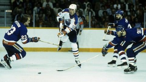Edmonton Oilers vs. New York Islanders