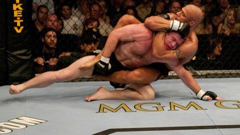 Matt Hughes vs. Frank Trigg