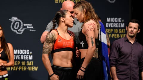 Strawweight contenders