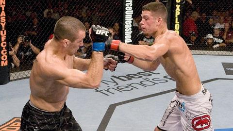 Nate Diaz vs Josh Neer