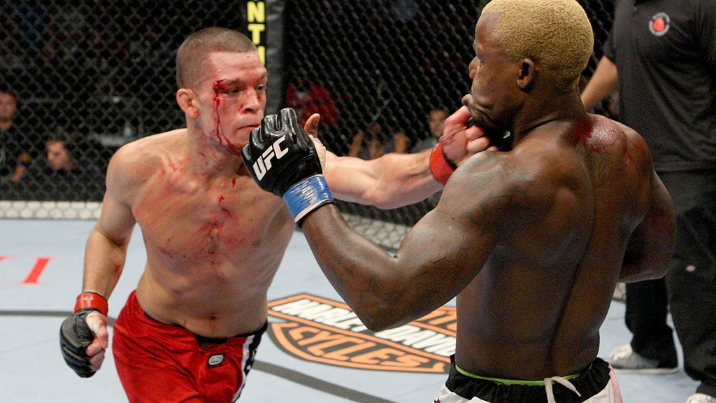 The Best Of Nate Diaz - In Photos | FOX Sports