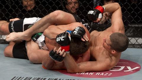 Nate Diaz vs. Rory Markham