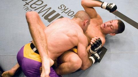 Nate Diaz vs. Manny Gamburyan