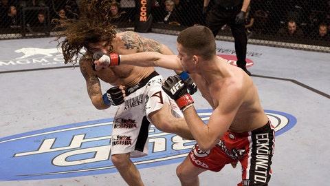 Nate Diaz vs Clay Guida
