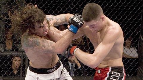 Nate Diaz vs. Clay Guida