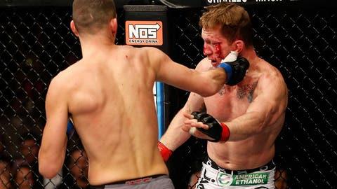Gray Maynard vs. Nate Diaz