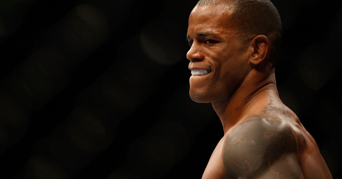 Hector Lombard Talks About Training Smarter To Prolong His
