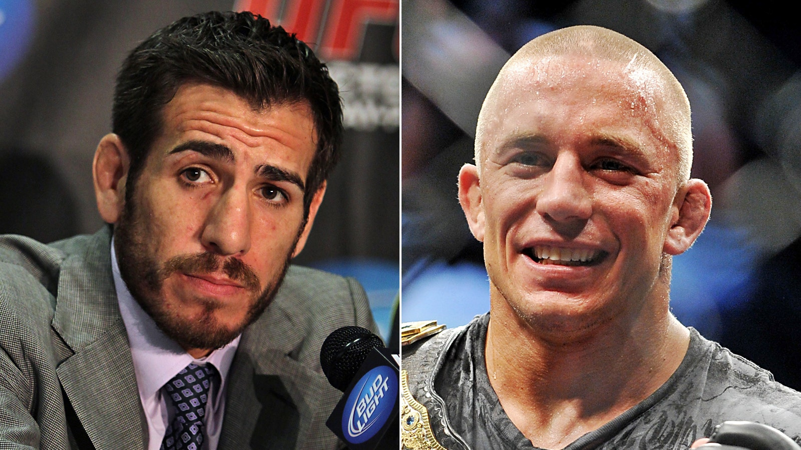 GSP's friend & training partner, Kenny Florian, opens up on