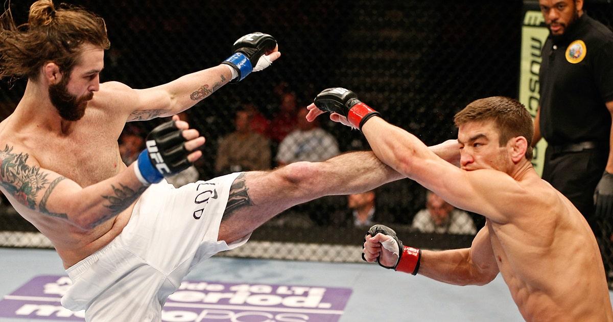 f3fa232fd UFC releases Cody McKenzie