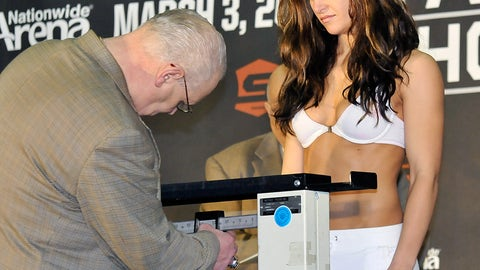 Ready for Rousey