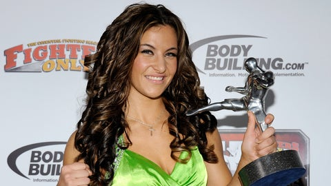 2011 female fighter of the year