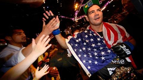 Chris Weidman vs. Yoel Romero -- UFC 205