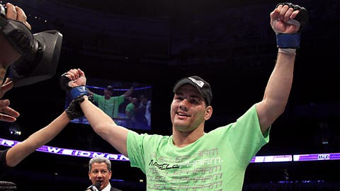 Second UFC victory