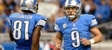 Do you have a future in Detroit? Stafford, Johnson answer differently