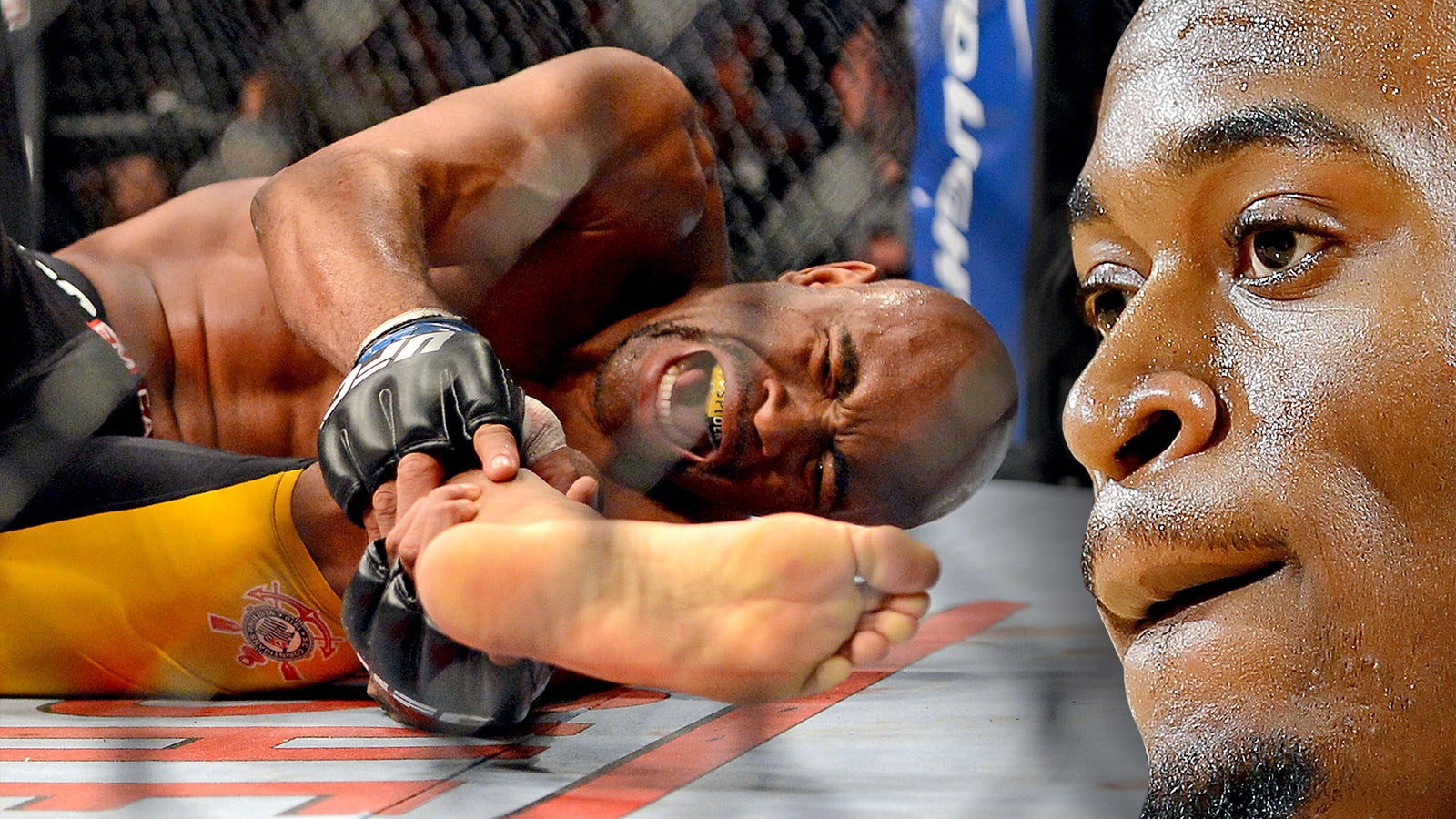 Kevin Ware doesn't paint a rosy picture of Anderson Silva