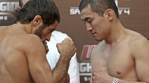 Taisumov vs. Hyun