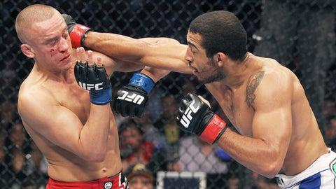 Aldo vs. Hominick at UFC 129