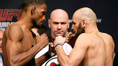 Magny vs. Umalatov