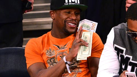 Will the fight break 4.4 million PPV buys?