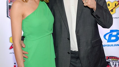 Amy and Ben Askren
