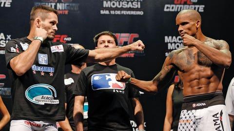 Rodrigo Damm and Ivan Jorge