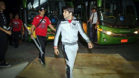 Erick Silva Erick Silva Here he comes