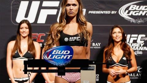 UFC 170 Weigh-In