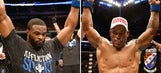 After UFC 171, Teammates Tyron Woodley and Hector Lombard angle for title shot