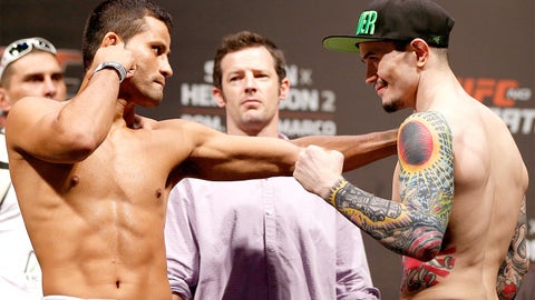 UFC Fight Night Natal Weigh-In