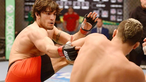 TUF Nations Episode 11