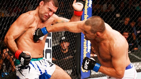 Dan Henderson always one punch away
