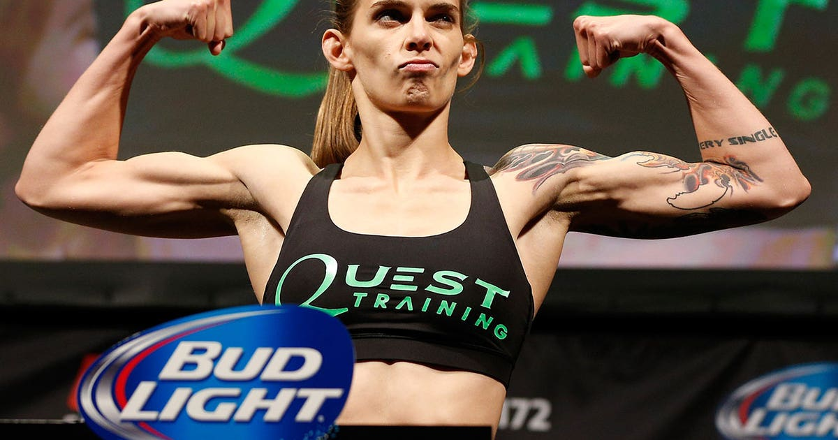 Jessamyn Duke Draws Leslie Smith At Ufc Fight Night In