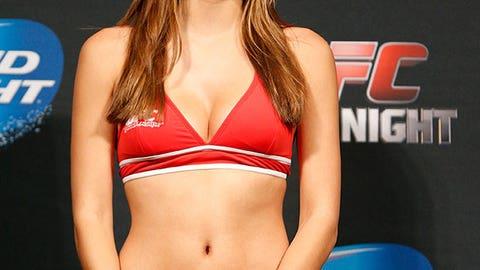 UFC Fight Night Brown vs. Silva Weigh-in