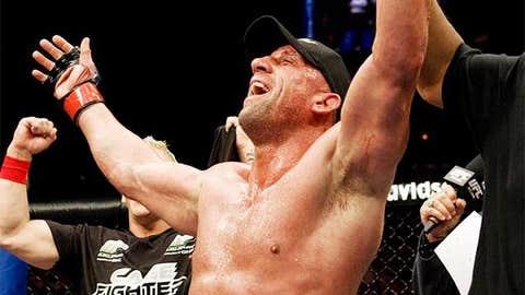 Mark Coleman first UFC heavyweight champion