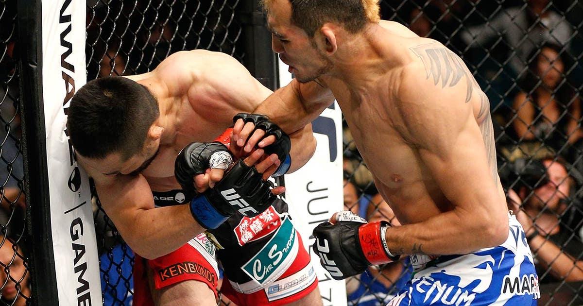 Tony Ferguson\'s unlikely journey from bartender to UFC co-main ...