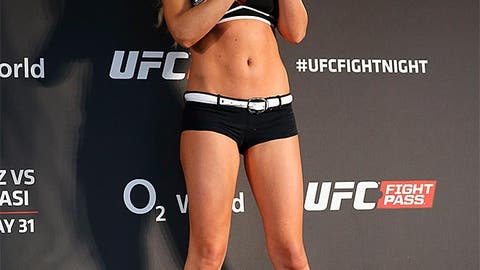 UFC Fight Night Weigh-In Berlin