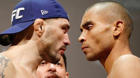 UFC Fight Night Sao Paulo Weigh-In
